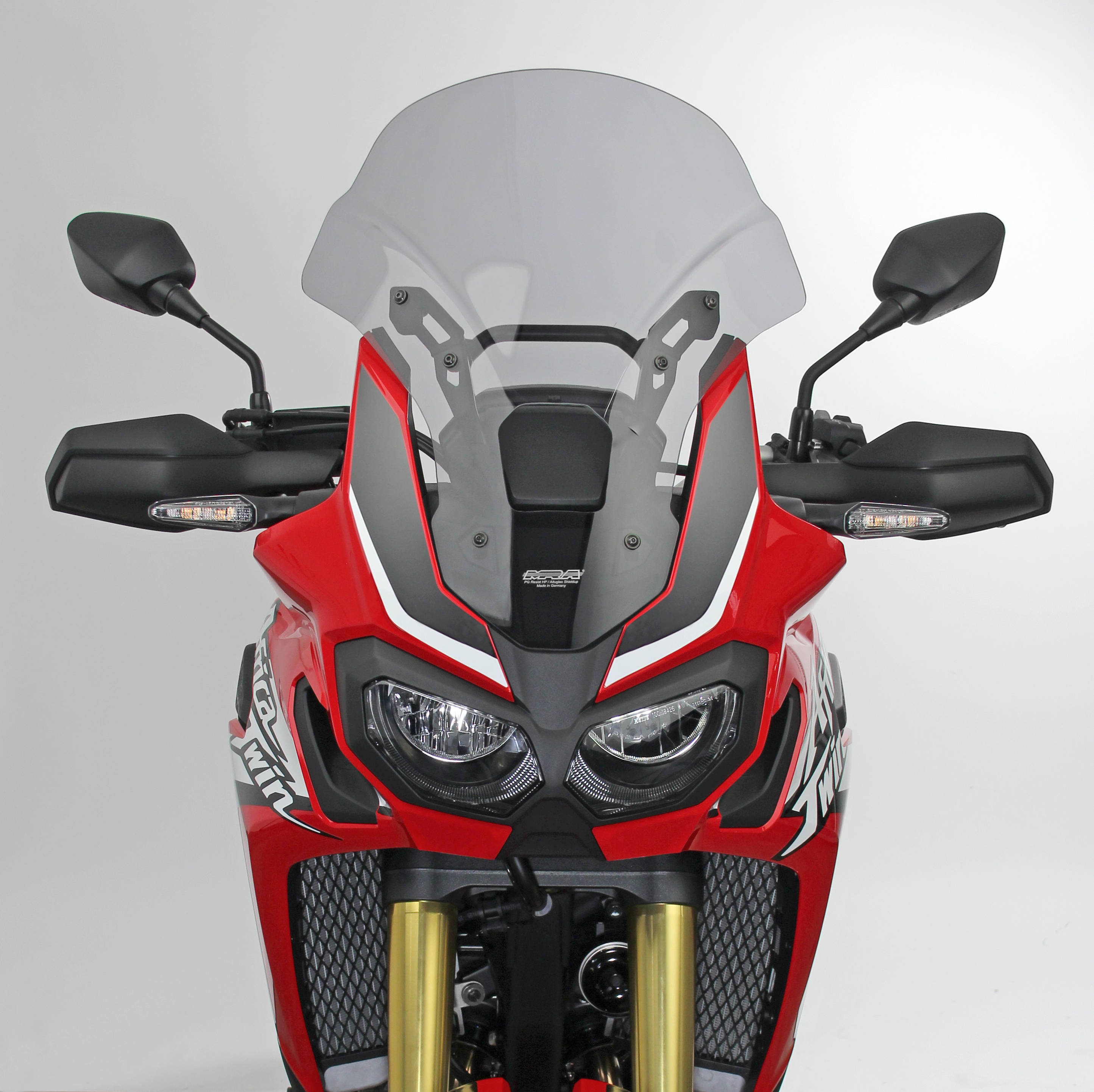 crf 1000 l africa twin touring windshield tm 2016. Black Bedroom Furniture Sets. Home Design Ideas